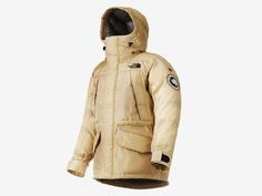 North Face Moon Parka is spun from faux spider silk.  http://www.wired.com/2015/12/the-north-faces-moon-parka-is-spun-from-faux-spider-silk/#slide-1