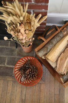 Sun Swirl Basket - Fair Trade - Handmade in Uganda