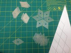 How To Make Your Own Plastic Templates for English Paper Piecing