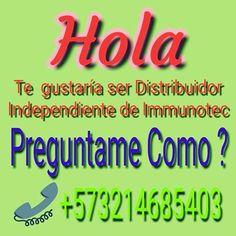 Resultado de imagen para immunocal mejora tu salud immunotec co Colombia, Health
