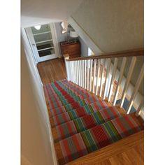 Dash and Albert Rugs Woven Garden Stripe Area Rug & Reviews | Wayfair