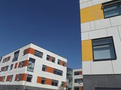 Rockpanel Horizon College