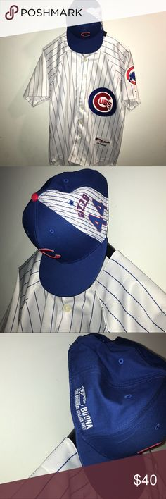 57c208994b3 Chicago Cubs Fukudome Baseball Jersey Authentic Chicago Cubs Jersey Size 48  All embriodered  1