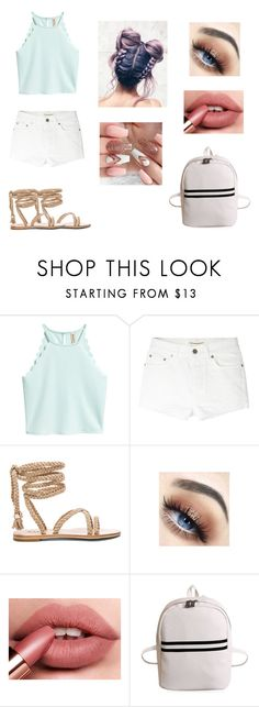 """random #78"" by lesssliiiiee on Polyvore featuring Yves Saint Laurent"