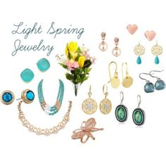 Light Spring Jewelry