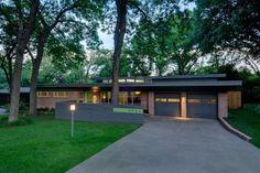 mid century modern ranch | home