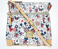 New Americana Dooney and Bourke Print Available In Time For Independence Day
