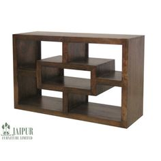Ethnic Elements Kochi Pecking Mango TV Stand for TVs up to 60""