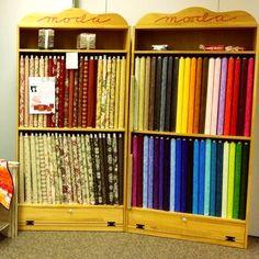金亀糸業さん展示会の画像 | Momo's Quilt Diary