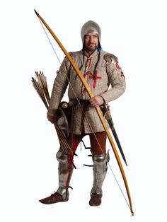 15th century English archer
