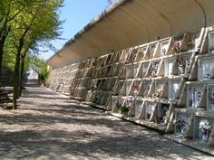 Igualada Cemetery | Enric MIralles  http://www.mimoa.eu/images/5818_l.jpg