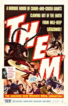 Great old movie. Love the giant ants. 5 of 5