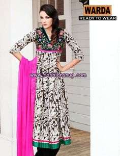 Warda Ready To Wear Lawn Collection For Women 2013