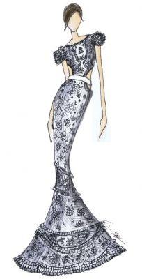 quiero un vestido asi!