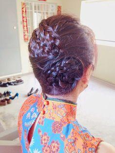 Oriental Braids Fusion