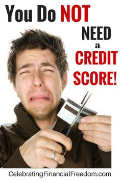 You don't need a credit score to get by in life.  In fact, it keeps you… (scheduled via http://www.tailwindapp.com?utm_source=pinterest&utm_medium=twpin&utm_content=post99757097&utm_campaign=scheduler_attribution)