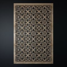 Laser cutting (Pattern Model available on Turbo Squid, the world's leading provider of digital models for visualization, films, television, and games. Jalli Design, Design Elements, Cnc Cutting Design, Laser Cutting, Pooja Room Door Design, Interior Design Living Room, Study Table Designs, Laser Cut Screens, Partition Design