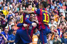Real Madrid vs Barcelona: Which La Liga Team Has Better Trio on Roster? Real Madrid  #RealMadrid