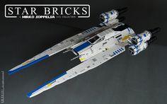 U-Wing by Mirko Soppelsa #LEGO #UCS #starwars #rogueone