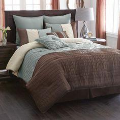 Whole Home®/MD Lexington 8-Piece Comforter Set - Sears | Sears Canada