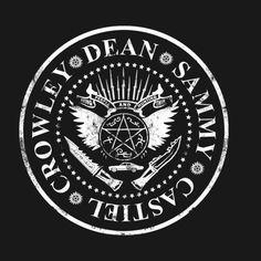 I WANNA BE SUPERNATURAL T-Shirt - Supernatural T-Shirt is $12 today at Once Upon a Tee!