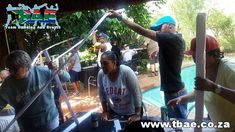 Massmart SA Mini Olympics and Problem Solving team building event in Sandton, facilitated and coordinated by TBAE Team Building and Events Team Building Events, Problem Solving, Olympics, Baseball Cards, Mini, Sports, Hs Sports, Excercise, Sport