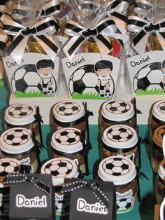 Soccer Birthday Parties, Basketball Party, Sweet Corner, Baby Shawer, Twin Birthday, Bat Mitzvah, Ideas Para, Party Themes, Decoration