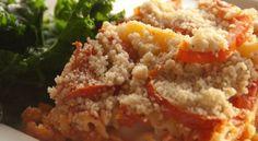 Quot Raise The Roof Quot Sweet Potato Vegetarian Lasagna Forks