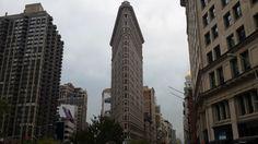 Dünyanın ilk gökdeleni: Flatiron Binası