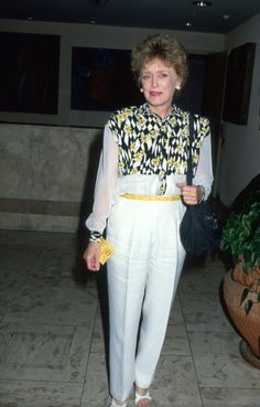 Rue McClanahan (February She passed away from a cerebral hemorrhage at age Blanche Devereaux, Rue Mcclanahan, 1980s Style, Fact Families, Golden Girls, Celebs, Celebrities, Vintage Photographs, Bffs
