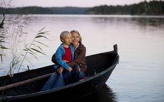 Järvellä Sumiaisissa     On the lake, Sumiainen     Kuva: Maalla / Hanna -Kaisa Hämäläinen  http://www.facebook.com/MatkaMaalle  http://www.keskisuomi.net/  http://www.centralfinland.net/