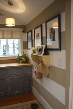 I like the bag rack with shelf above... foyer? Or even bedrooms?