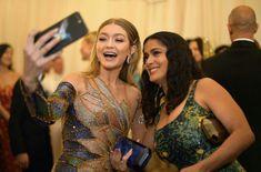 Gigi at met gala 2018