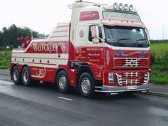 VOLVO - David blockley & son recovery Volvo, Old Lorries, Heavy Duty Trucks, Tow Truck, Recovery, David, Buses, Europe, Modern