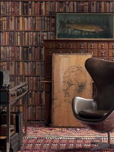 Library Wallpaper - View All Designs - Wallpaper - Andrew Martin