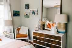Color And Pattern Make This Texas Home | west elm