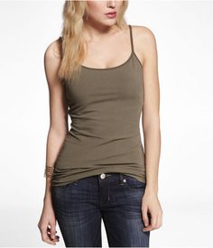Express Womens Best Loved Bra Cami Lejeune, X Small
