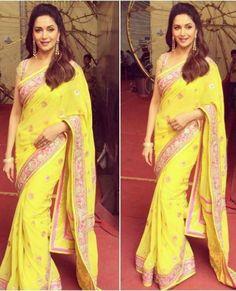 Madhuri Dixit Looks Stunning On The Sets of SYTYCD | PINKVILLA