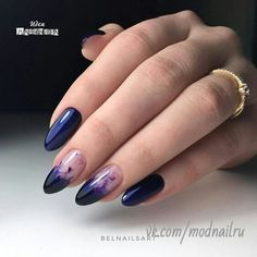 Discover our semi-permanent nail polish for a perfect manicure in record time? on your first order with the code ?Discover our semi-permanent nail polish for a perfect manicure in record time? on your first order with the code. Types Of Nails Shapes, Different Nail Shapes, Beautiful Nail Art, Gorgeous Nails, Pretty Nails, Dream Nails, Love Nails, My Nails, Witch Nails