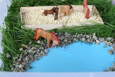 Montessori Monday - Montessori-Inspired Horse Unit - LivingMontessoriNow.com