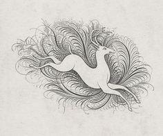 vintage calligraphy