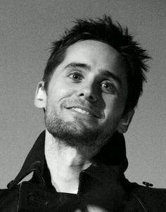 Jared smiling :)