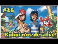 Pokémon Luna #36 | KUKUI NOS DESAFÍA!!!!
