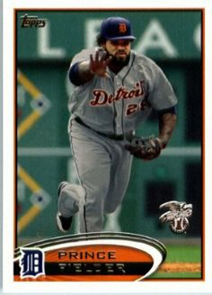 2012 Topps All Star Set #AL13 Prince Fielder Detroit Tigers ENCASED MLB Baseball Card by Team Edition. $6.95. NOTE: Stock Photo Used. Contact seller if there is no image or you have questions. Single 2012 Topps Team Edition MLB Baseball Card. Card ENCASED in a Screwdown Display Case. Look for thousands of other great sportscards of your favorite player or team. Card is in MINT condition!!. ENCASED MLB Baseball Card