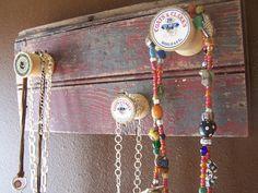 Spool Jewelry Hanger bec4-beyondthepic...