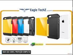 Capa Celular Iphone 5c Tough Armor EagleTechz