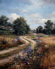 работы Ольги Одальчук – 14