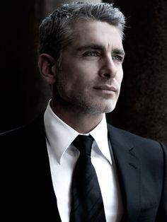 Laurence Nicotra---  I do love a man who can rock a suit