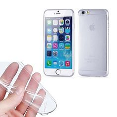 "Donkeyphone - FUNDA GEL TRANSPARENTE PARA IPHONE 6 Y 6S PLUS 5,5"" SILICONA ULTRA THIN - ULTRA FINA 0,33 mm - http://www.tiendasmoviles.net/2015/12/donkeyphone-funda-gel-transparente-para-iphone-6-y-6s-plus-55-silicona-ultra-thin-ultra-fina-033-mm/"