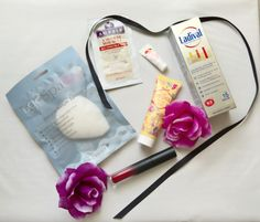Glossybox in June - reviewed by Beaufou Jewellery Box